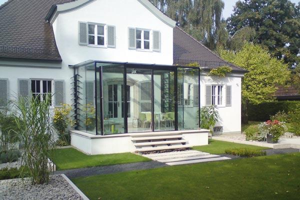 wintergarten diefenthaler visionen aus glas. Black Bedroom Furniture Sets. Home Design Ideas