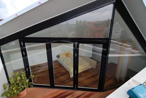 rahmenlose faltt r diefenthaler visionen aus glas. Black Bedroom Furniture Sets. Home Design Ideas